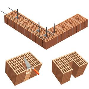 Muratura armata per costruzioni in zona sismica - Casa in muratura portante ...