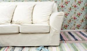 Ricoprire il divano - Ikea tessuti per divani ...