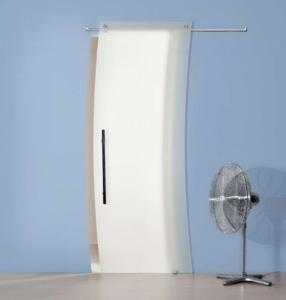Porte scorrevoli su binario esterno in vetro - Casali porte scorrevoli prezzi ...