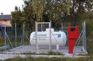 Serbatoi g p l installazione - Bombole metano per casa ...