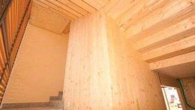 Scale in legno condominiali