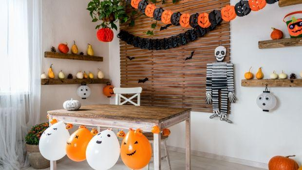 Decorazioni fai da te per Halloween