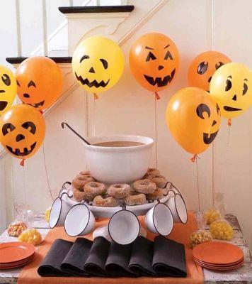 Palloncini per Halloween