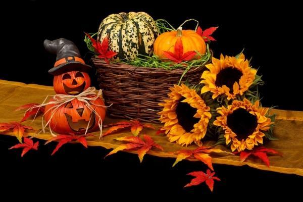 Cesto per Halloween