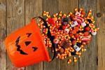 Secchiello decorativo per halloween
