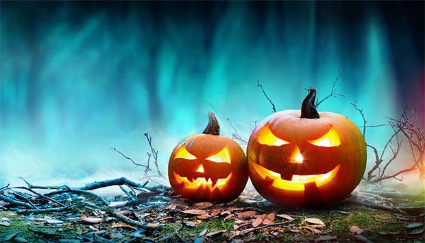 Zucche intagliate per Halloween