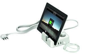 dispositivo per Tablet Desktop Charge - Bticino (foto allegata al comunicato stampa)