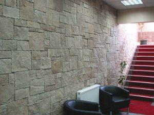 Art Stone -applicazioni interne