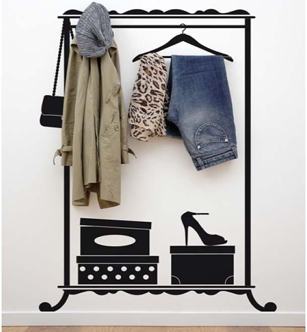 Lady Hanger di Vinyluse