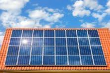 fotovoltaico su edificio