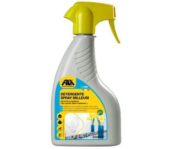 Filabrio, detergente spray milleusi