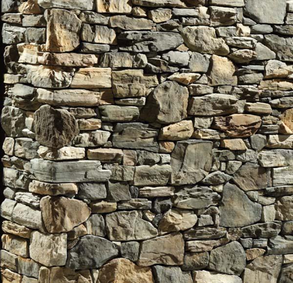 Posa in opera pietra ricostruita - Parete pietra ricostruita ...