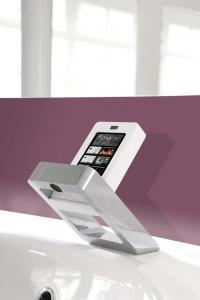 Miscelatore con schermo touch screen: Nomos