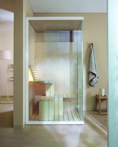 Sauna compatta: Inipi B Super Compact