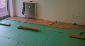 Tappeti parquet di gan rugs e front designbuzz