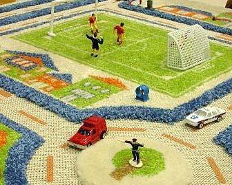 ivi rugs tappeto gioco per bambini