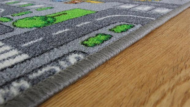 Tappeti Colorati Ikea : Tappeto per giocare con le macchinine