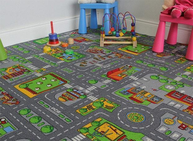 Tappeto da gioco City Playmat su AMAZON