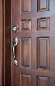 porta blindata di ingresso