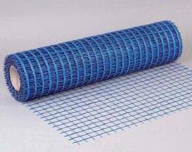Un rotolo di rete in fibra di vetro Vertex
