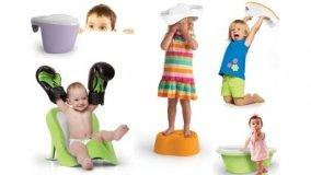Accessori bagno per la prima infanzia