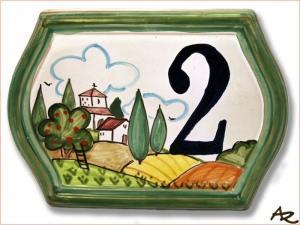 Andrea Roggi: ceramiche dipinte a mano