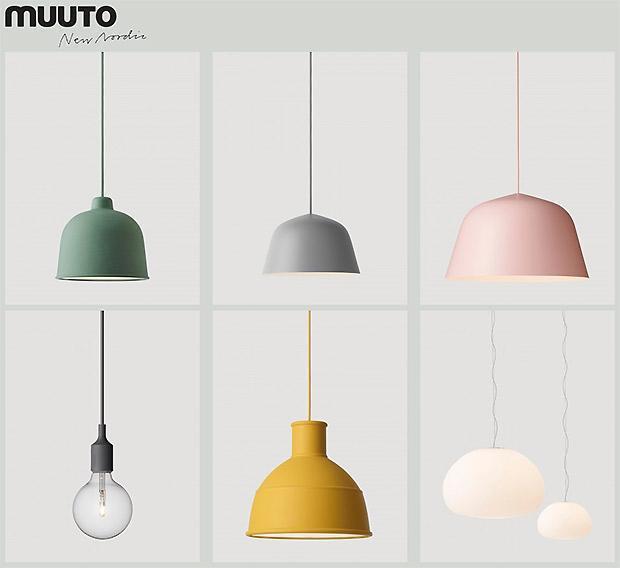 Lampade dal design scandinavo for Lampade design
