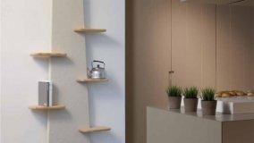 Radiatori in cemento e in legno