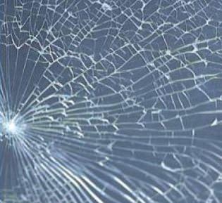 La tenuta di una lastra di vetro consolidata