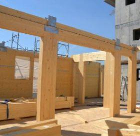 La cura dei dettagli strutturali,strutture Holzbau