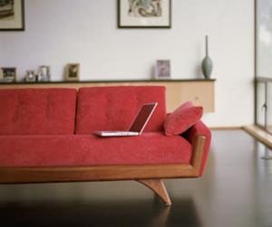 Divano per dividere il soggiorno