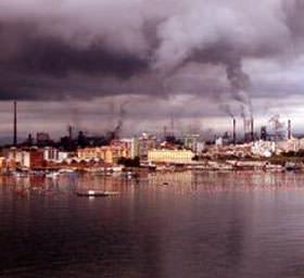 L'inquinamento industriale