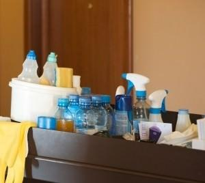 Detergenti e prodotti vari inquinanti