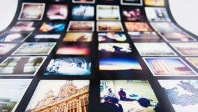Fotografie e tele per la casa da Instagram