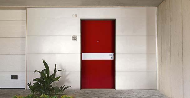 porta blindata di Vighi Security Doors