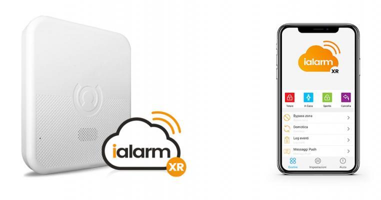 App centrale allarme senza fili di Antifurto365