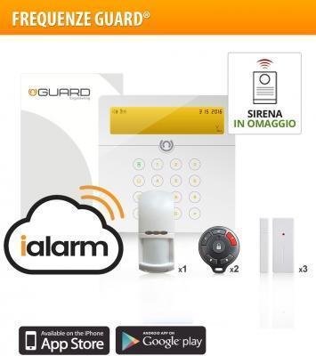 Kit allarme wireless di Antifurto365