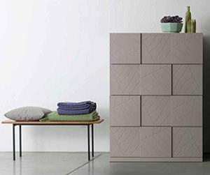 particolare contenitore Quadro Texture Organic - Capo dOpera (foto estratta dal comunicato)