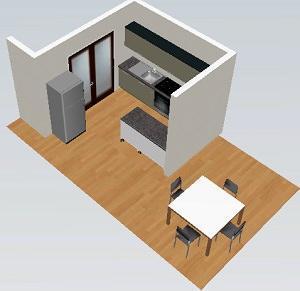 Comporre Una Cucina Online. Disegnare Una Cucina Componibile Gallery ...