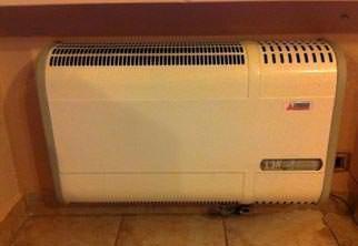 Un termoconvettore della Accorroni