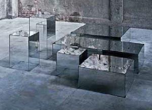 Glas. Illusion