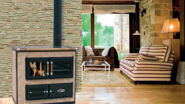 Termocucina a legna for Progettazione casa generatore