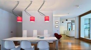 Lampada per la sala da pranzo - Illuminazione sala pranzo ...