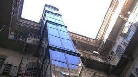 Ascensori esterni e distanze minime tra le costruzioni