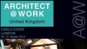 Architect@work a Londra