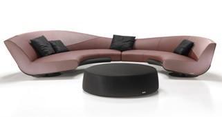 Concept Sofa di Mercedes-Benz Style