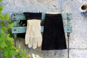 guanti per la potatura