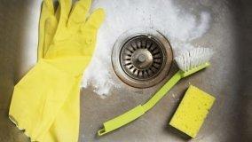 Come pulire il lavello in acciaio inox