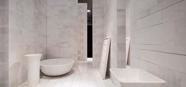 Vasche da bagno in marmo - Bagno di marmo ...