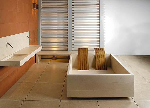 ampia disponibilità di forme e dimensioni rende le vasche da bagno ...